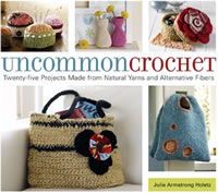 crochet bag  & homeware patterns